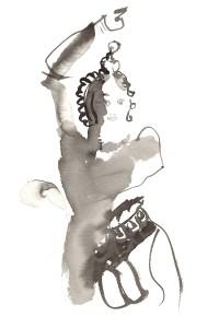 """Odissi dancer"""